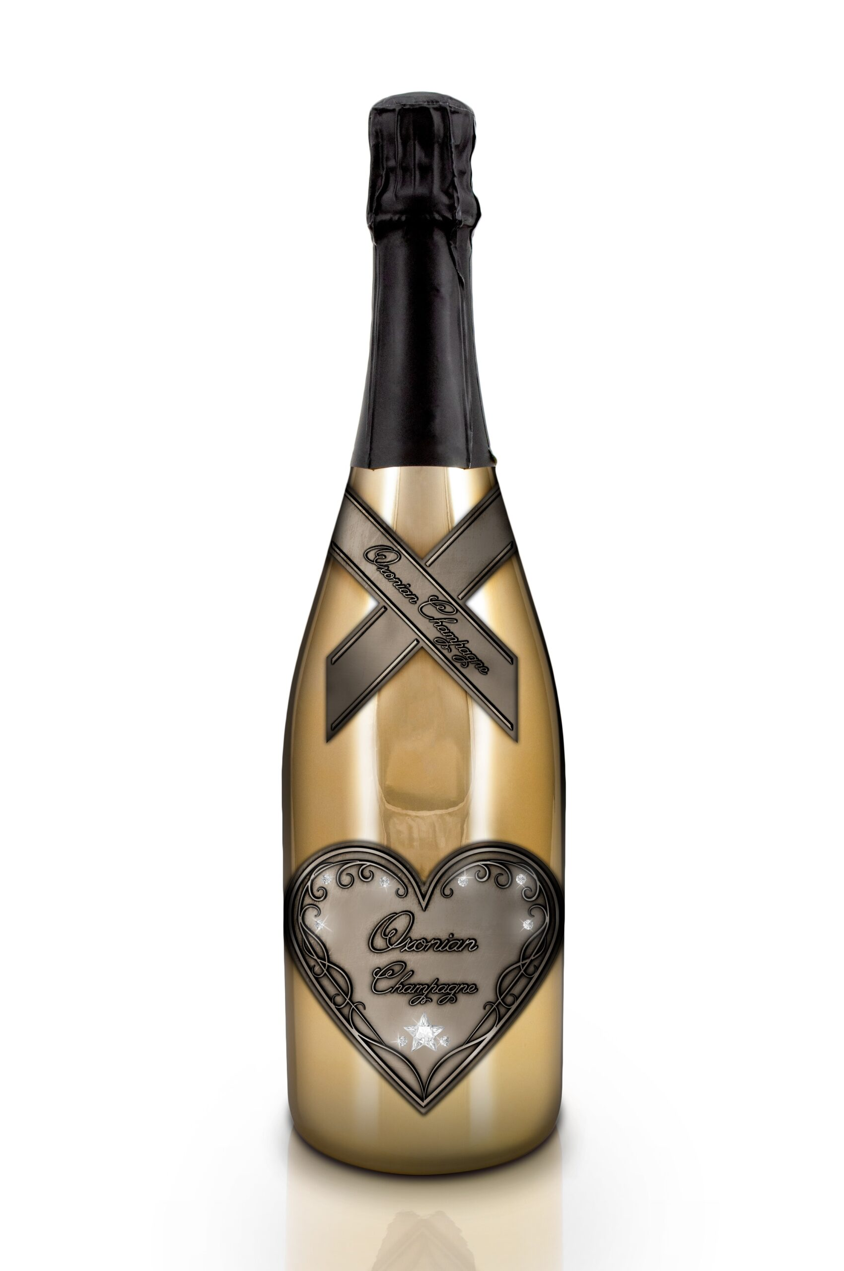 front page bottle Champagne Gold_Crystal Sparkle (3)FRONTPAGE